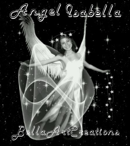 Heavenly Angel-ISABELLA